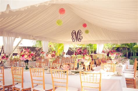 Elegant Outdoor Bridal Shower Tea  Trueblu Bridesmaid