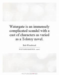 Bob Woodward Qu... Watergate Tape Quotes