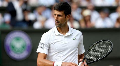 Novak djokovic ретвитнул(а) novak djokovic foundation. Top-ranked Novak Djokovic withdraws from Rogers Cup - Sports Illustrated