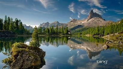 Bing Wallpapers Mountain
