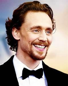 Tom Hiddleston Smile appreciation masterpost ...