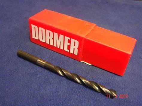 Skf Dormer Drill Bits by Dormer Hss Metal High Speed Steel Twist Jobber A100 Drill