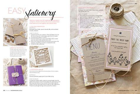 Make Your Own Wedding Invites