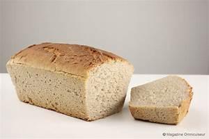 Recette Pain Sans Gluten Machine à Pain : recette pain sans gluten cuisson basse temp rature ~ Melissatoandfro.com Idées de Décoration