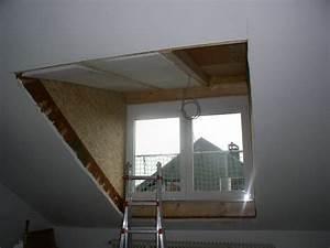 Velux Einbauset Innenverkleidung : schreinermeisterhaus maier ausbau rund ums dach dachausbau ~ Buech-reservation.com Haus und Dekorationen
