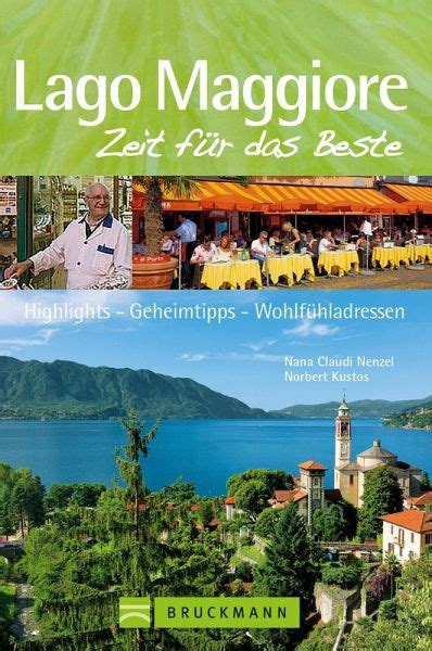 Reisef 252 Hrer Lago Maggiore Zeit F 252 R Das Beste Ebook Epub Buecher De