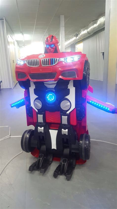 New Transformers Kids Electric Ride On Car Style 12v