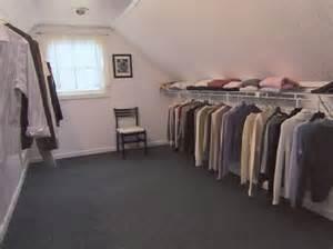 attic walk in closet design interior exterior doors