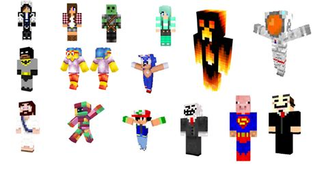 skins minecraft skin jak launcher looking collage examples these