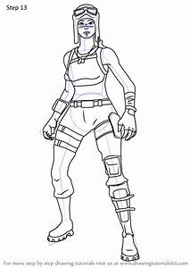 How To Draw Renegade Raider