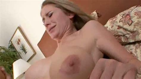 Wonderful Busty Blonde Milf Gets Her Soaking Meaty Pussy