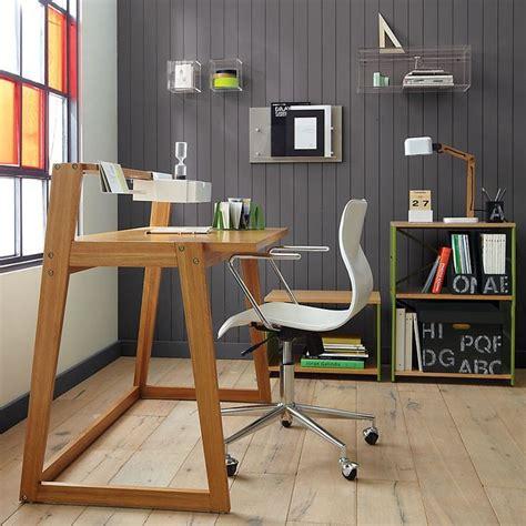 d馗oration bureau maison bureau à domicile moderne aménagement et décoration