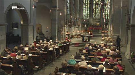Festhochamt Aus Der Basilika Sankt Ursula (21.10.2017