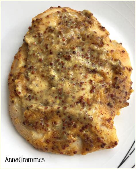 cuisiner une escalope de dinde escalopes de dinde miel moutarde annagrammes cuisine