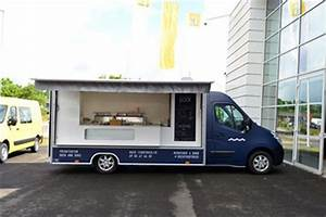 Food Truck Occasion : renault offre un master food truck de ~ Gottalentnigeria.com Avis de Voitures