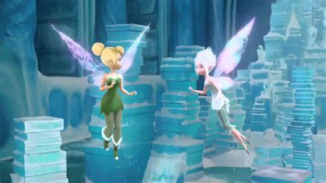 Tinker Bell El Secreto De Las Hadas Trailer En Espaol