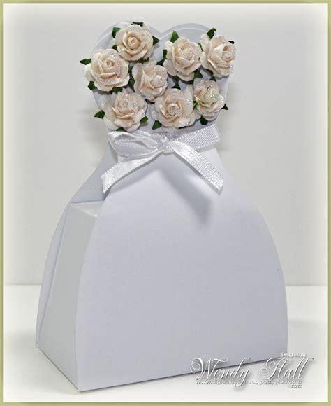 wedding dress in a box wedding dress favor box tutorial