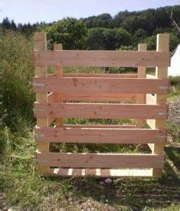 Komposter Holz Selber Bauen : komposter bauanleitung garten kompost komposter bauen und garten ~ Frokenaadalensverden.com Haus und Dekorationen