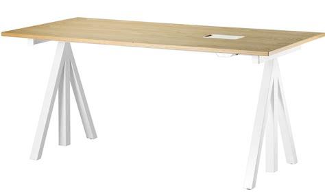 string bureau string work desk bureau hoogte verstelbaar 160x78