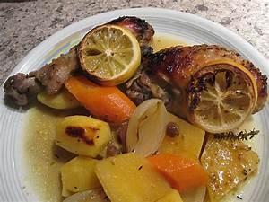Ofen Aus Felgen : zitronenhuhn aus dem ofen rezept mit bild von monika ~ Watch28wear.com Haus und Dekorationen