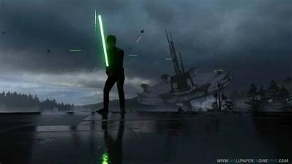 Wars 1080p Engine Luke Skywalker 1080 Endor