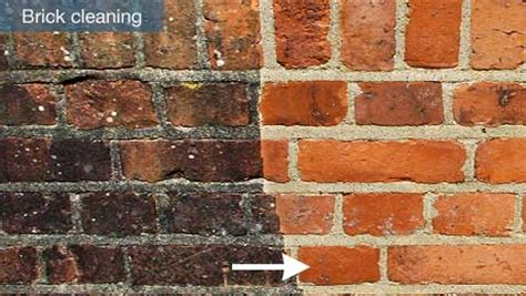 how to clean bricks around fireplace brickwork cleaning services in manchester