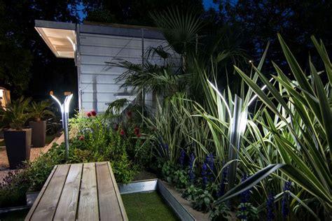 Illuminazione Per Giardino Illuminazione Giardino Led E Solare Design Italiano Zs Led