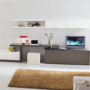 32 best bedroom study table cum tv units images on With bed with study table design