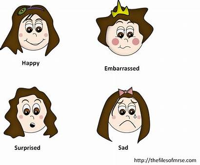 Clipart Emotions Feeling Feelings Surprised Ashamed Emosyon