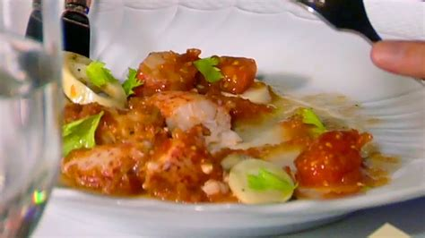 lobster salad  fresh tomatoes recipe italian recipes