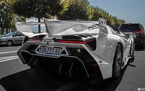 Lamborghini Veneno Roadster : lamborghini veneno roadster 5 february 2016 autogespot ~ Maxctalentgroup.com Avis de Voitures