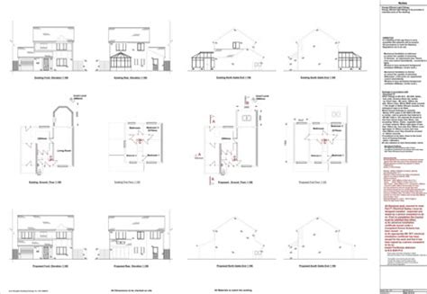 Garage Extension Plans - home extension plans in newcastle build plans