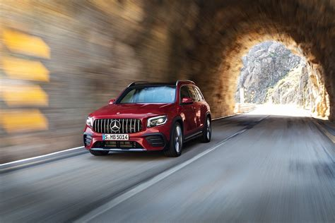 2021 mercedes gla35 amg new full review world premiere interior exterior mbux 4matic. 2020 Mercedes-AMG GLB 35 4MATIC Review - autoevolution
