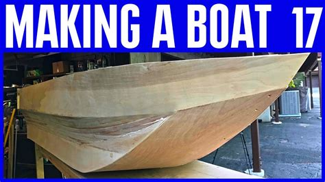 How To Build A Boat Plywood by How To Build A Wooden Boat With Plywood From Home Depot