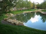 Ландшафтный дизайн водоемов в студии Июнь