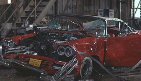 Iconic Movie Cars  Christine  1958 Plymouth Fury Tom's