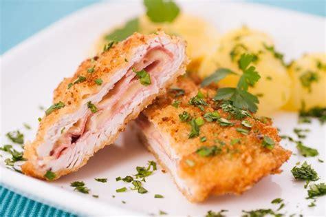 cuisiner escalope de veau escalopes de veau cordon bleu cuisine az