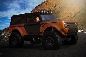 2020 Ford Bronco Concept SUV | HiConsumption