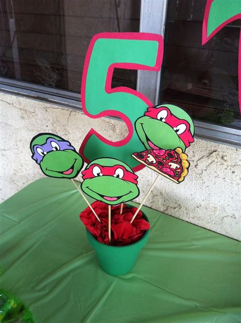 Turtle Decorations by Turtles Birthday Decorations Jovan