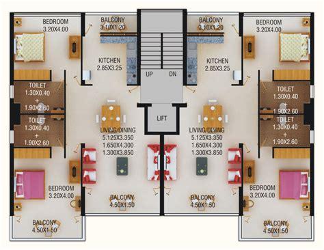 Top Apartment Floor Plans by Apartments Goa Floorplans World Class Apartments