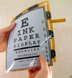 ink  expand electrophoretic display adoption