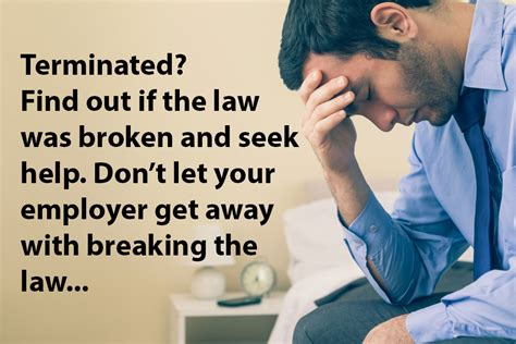 wrongful termination law los angeles ca termination lawyer