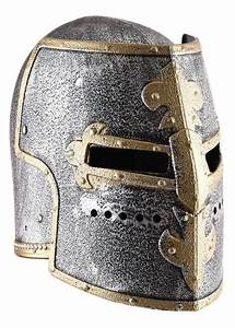 Children Knight s Great Helm with Hinged Visor Plastic ...