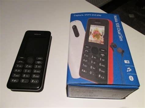 nokia 2014 mobile nokia 108 dual sim mobile phone cell phone review new