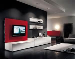 Red Sofa Living Room Ideas by Le Meuble Tv Design Et Style Pour L Int 233 Rieur Archzine Fr