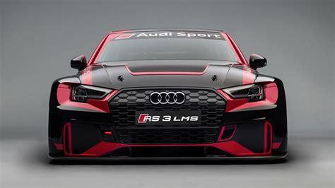 Audi Rs3 Lms Is A Race Car Bargain