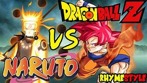 Dragon Ball Z x Naruto: Sage of Six Paths Naruto vs Super ...