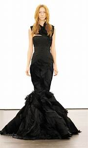 vera wang fall 2012 wedding dresses wedding inspirasi With vera wang black wedding dress