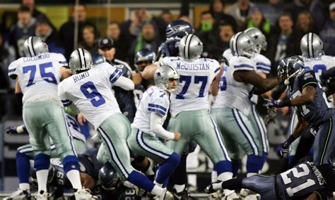 flashback friday seahawks  cowboys  wild card game