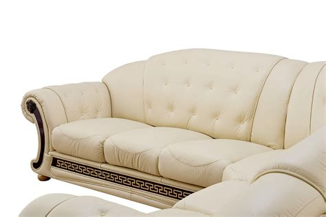 Best Sofa Shop by Versace Leather Sofa Beige Leather Sofa Shop Factory